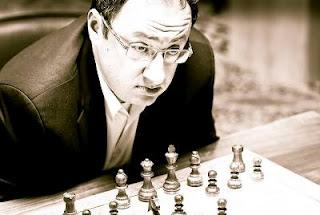 Echecs à Londres : Boris Gelfand (2738) - Photo Fred Lucas