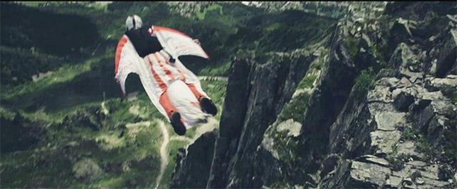 Split a Second - Wingsuit
