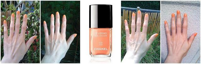Lubie Vernis : June de Chanel - Collection Printemps 2012 April, May, June