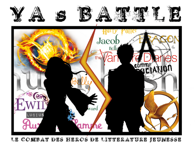 YA's Battle Round#1 G : Vango Vs Percy Jackson
