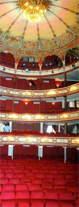 Le Pr Braunfels rénovera l'Opéra à Port-Louis sur l'île Maurice