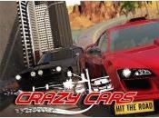 Crazy Cars back