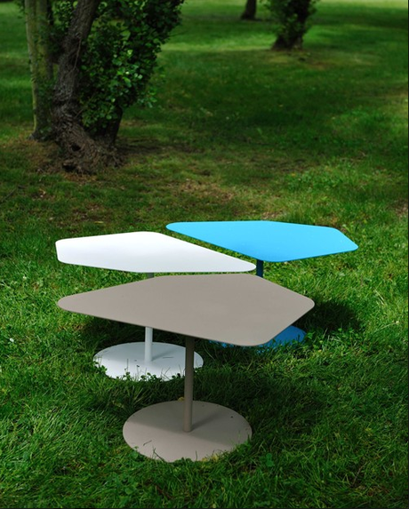 table basse kona par matiere grise