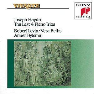joseph haydn last 4 piano trios levin beths bylsma