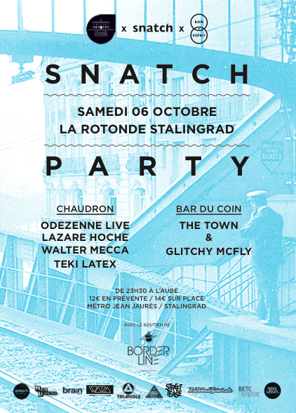 Snatch Party (2×2 places à gagner)