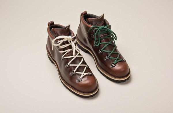 TANNER GOODS X DANNER – F/W 2012 – MOUNTAIN TRAIL LEFT BANK