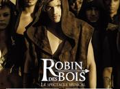 Robin Bois comédie musicale. Teaser clip