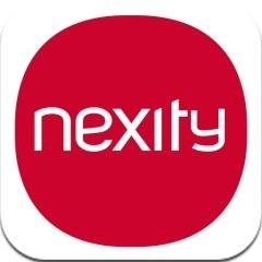 L'immobilier sur iPad avec l'application Nexity