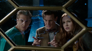 vlcsnap 2012 09 24 21h56m09s230 300x169 Doctor Who S07E04 : The power of three