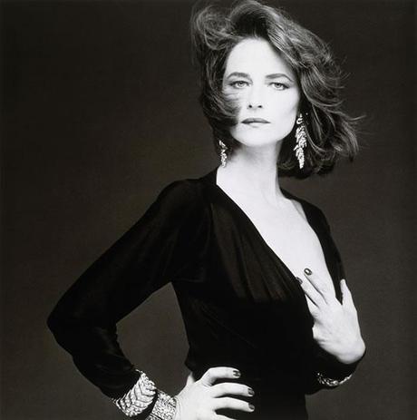 Charlotte Rampling, Paris, 1985 © Bettina Rheims
