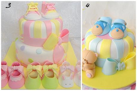 Des gâteaux pour les tout petits petits {idées}