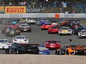 Nurburgring dans l'avant-derni�re manche championnat Blancpain Endurance Series