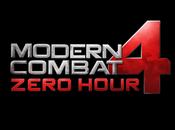 Modern Combat Zero hour, premier trailer disponible