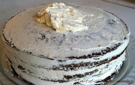 BIRTHDAY CAKE CHOCOLAT-VANILLE