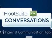 Hootsuite Conversations nouvel outil communication interne