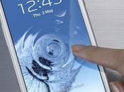 Galaxy faille colmatée Samsung