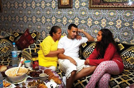 Rapper French Montana reunites with family in Morocco [Pics]
