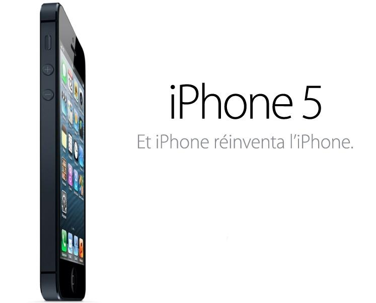 Iphone 5 : Evolution ? Révolution ? Lifting ?