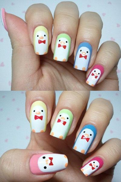 Adoptez Le Nail Art Animalier A Decouvrir