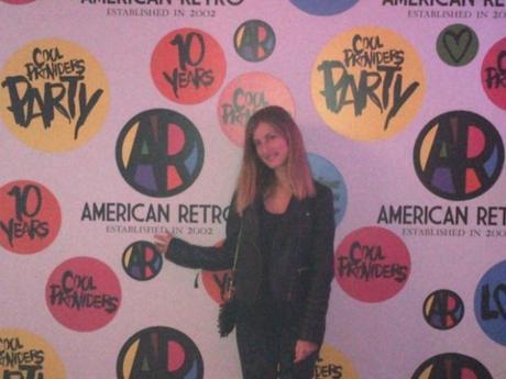 J'y étais : la soirée des 10 ans d'American Retro !