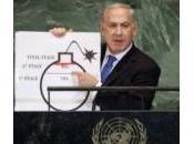 Benjamin Netanyahou prend l'A.G. l'O.N.U. pour bande tarés!