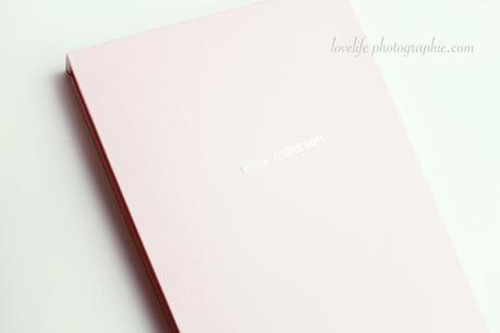 Livre photo naissance lovelife photographie 03 Les livres de votre séance photo