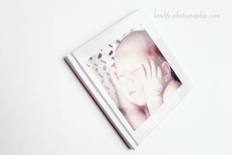Livre photo naissance lovelife photographie 02 Les livres de votre séance photo