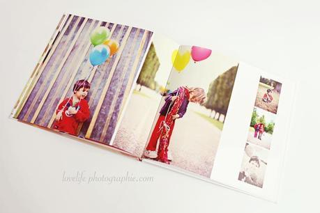 Livre photo naissance lovelife photographie 12 Les livres de votre séance photo
