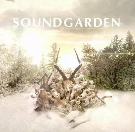 """Been Away Too Long"", premier extrait du prochain Soundgarden."