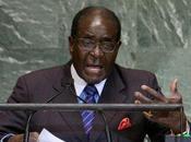 Merci Robert Mugabé, pour frère Guide Mouammar Kadhafi