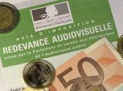 redevance audiovisuelle passe euros
