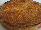 Gâteau Basque cerise noire