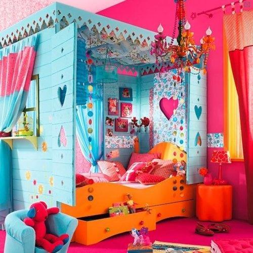 Chambre enfant bohème - Paperblog