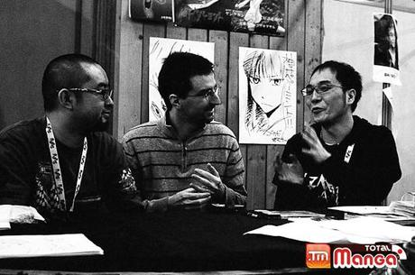 Interview Sato - Gotsubo