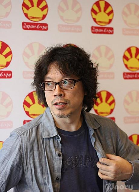 Interview Naoki Urasawa