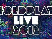 Coldplay Live 2012 teaser