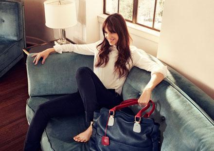 Mode : Charlotte Gainsbourg pour Tommy Hilfiger
