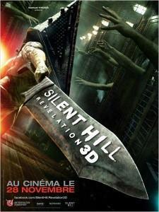 Un spot TV pour Silent Hill: Revelation 3D