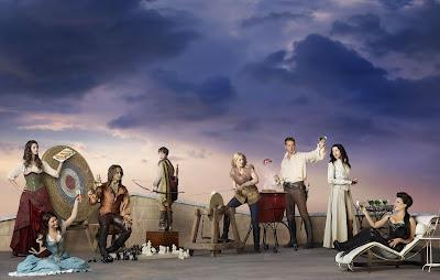 Once Upon A Time Photoshoot pour la saison 2