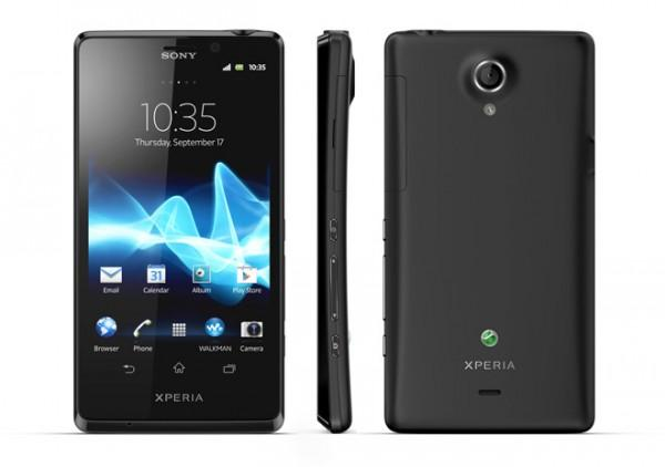 Le Sony Xperia T disponible