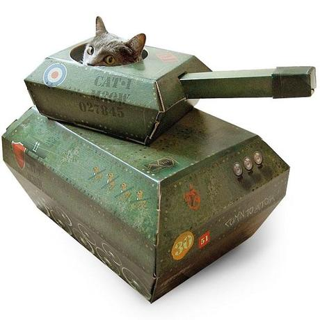 The Surreptitious Tank