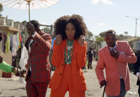 VIDEO: SOLANGE – 'LOSING YOU'