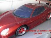 Ventes enchères Maquette Alfa Romeo