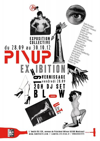 Pinup exhibition