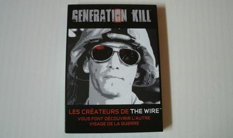 [Arrivage] DVD Resident Evil Damnation + Generation Kill