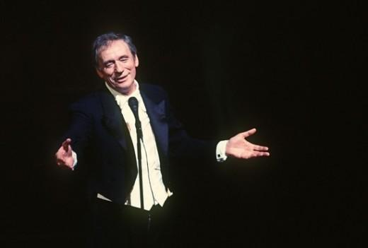 [Critique DVD] Yves Montand , de toujours . Olympia 81
