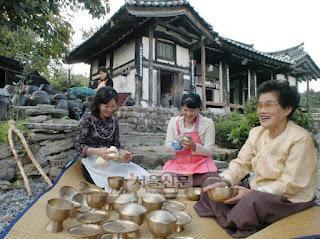 L'angoisse de Noël, ça vous dit quelques chose ? En Corée, c'est l'angoisse de Chuseok...