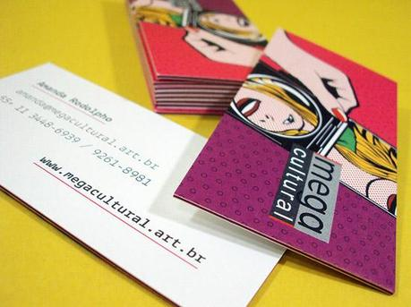 50 fantastiques designs de cartes de visite