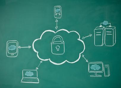 securite cloud 1 Cinq points à surveiller lorsque vous créez la politique de sécurité mobile de votre PME
