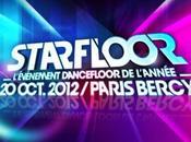 L'événement musical Starfloor octobre 23h10 (Vidéo)